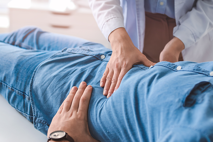 specialists gastroenterologists in Melbourne checking a patient
